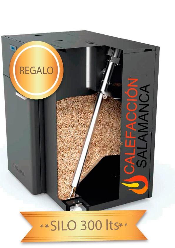 Calderas de pellets para radiadores beautiful instalacion de calefaccion por radiadores y - Caldera pellets agua y calefaccion ...