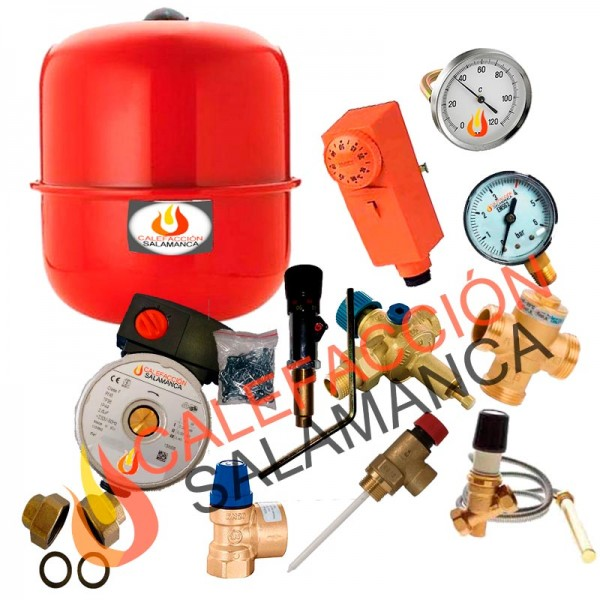 Estufa de lea con radiadores gallery of cheap beautiful - Calefaccion lena radiadores ...