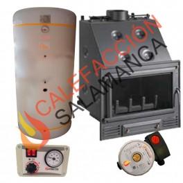 Hogar Calefacción con ACS